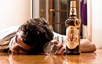 Тяжелая степень алкогольного отравления - Zapounet